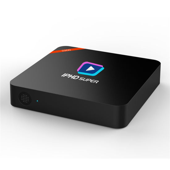 IPTV Box 2 4G WiFi Iphd S900 Stalker Linux Set Top Box Dol-by AC3+ WiFi  Support