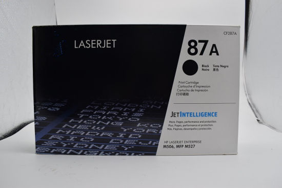 87A Original Toner Cartridge for HP Laserjet M506 Mfp M527