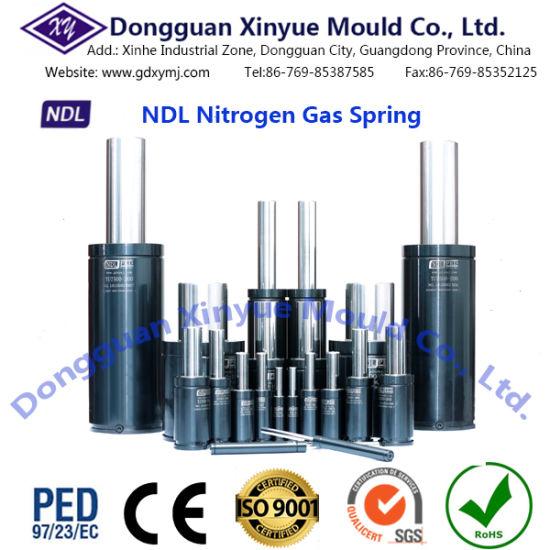 International Standard Nitrogen Gas Spring for Moulds and Dies