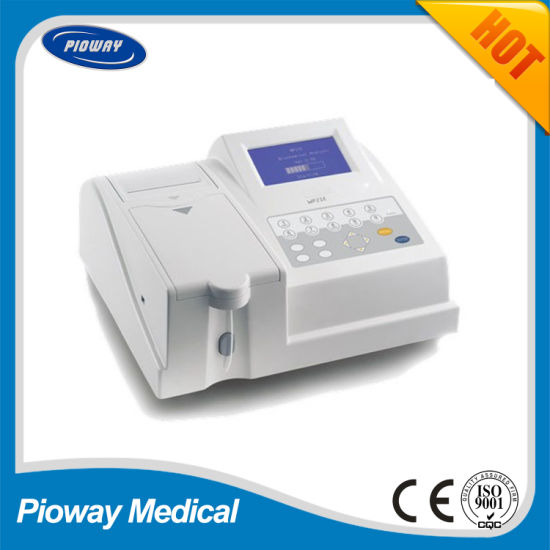 Medical Lab Equipment Portable Biohemistry Analyzer, Chemistry Analyzer (WP-21E)