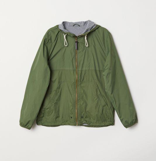 Wholesale Custom Fashion Mens Windbreaker Autumn Jackets for Men