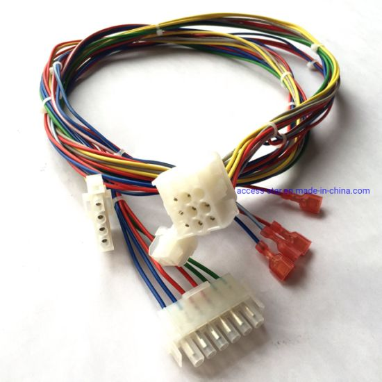 China Smart Electronics~12V 30/40 a 5 Pin 5p Automotive Harness with Car  Auto Relay Socket 5 Wire - China Electric Wire, Joystick Accessories Cable  AssemblyDongguan Access Star Co., Ltd.