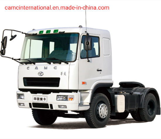 Low Price Good Condition CAMC 4*2 Tractor Trucks 351-450HP