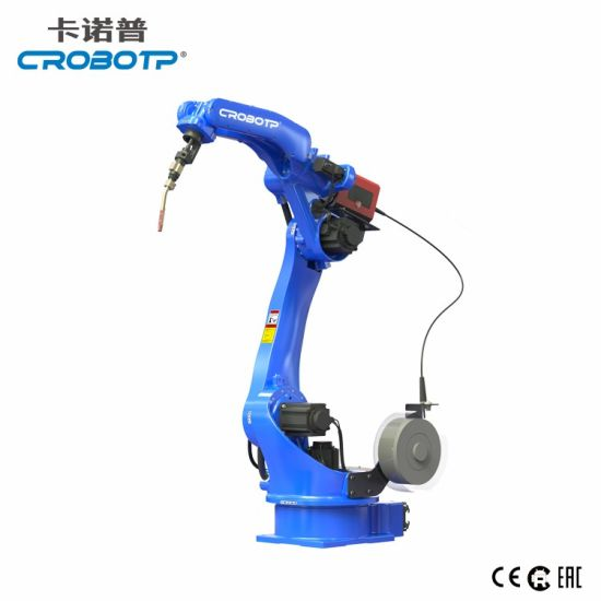 Crobotp 1.8meter Welding Robot Arm Automation High Efficiency MIG TIG