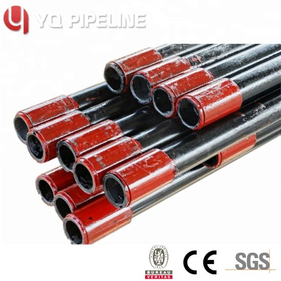 OCTG API N80 Oil Casing and Oil Well Drill Steel Pipe for Oil and Gas