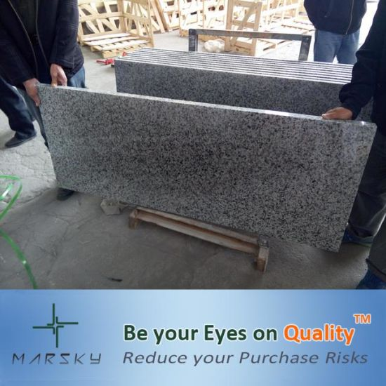 Stone Tile Slab Vanity Inspection