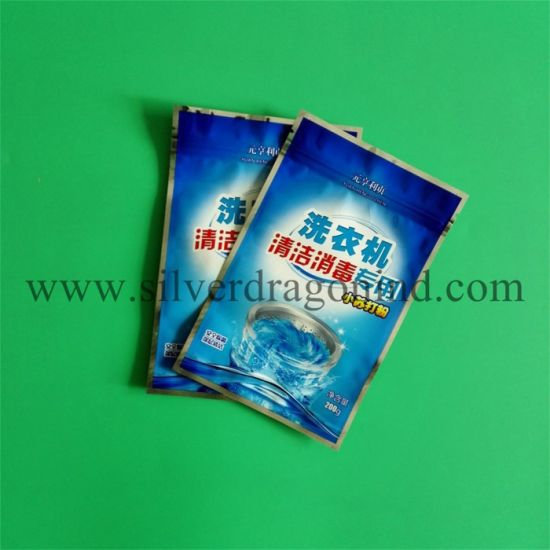 Pet/VMCPP/LLDPE (MPE) Composite Bag for Washing Powder