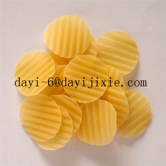 Corn Doritos Tortilla Production Line/Tortilla Chips Extruder pictures & photos