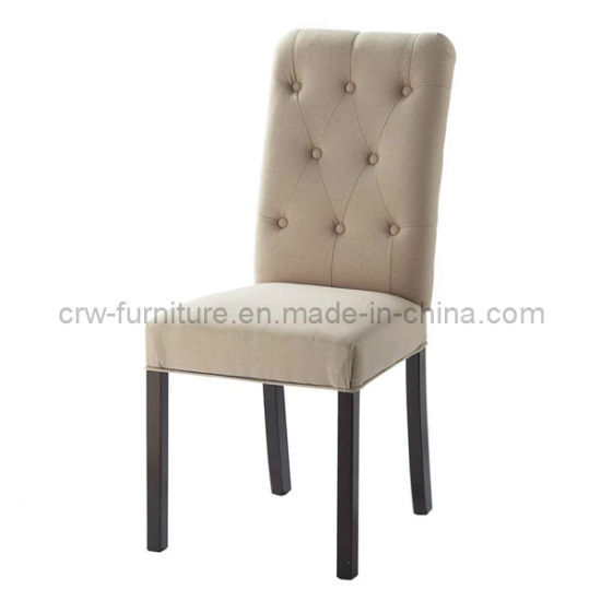 China Upholstery Furniture Fabric Dining Chair