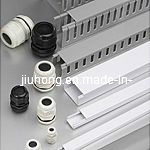 PVC Plastic Wire Duct pictures & photos
