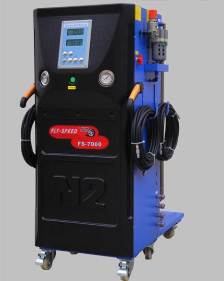 Nitrogen Inflator for Tires