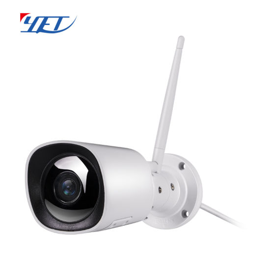 Smart Waterproof IP Camera Yet-Wy04 APP One-Button Control