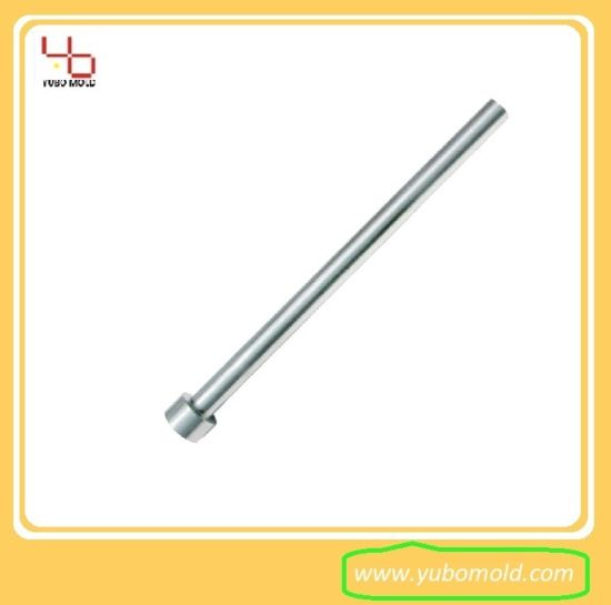 Precision Injection Mould Core Pin SKD61 Nitrided Stepped Ejector Pin