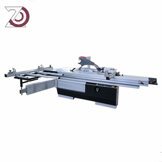 Wood Cutting Machine High Precision Sliding Table Panel Saw for Woodworking
