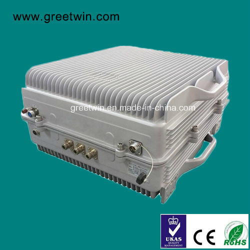 China 33dBm 43dBm GSM 900MHz Band Selective Repeater Cell Phone