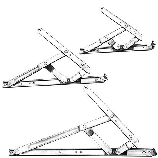 SS304 UPVC Casement Window Hardware Friction Hinge Arm Stay-Phks12/23