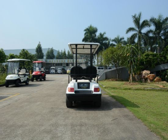 Good Price 4 Seats Electric Golf Cart Supply pictures & photos