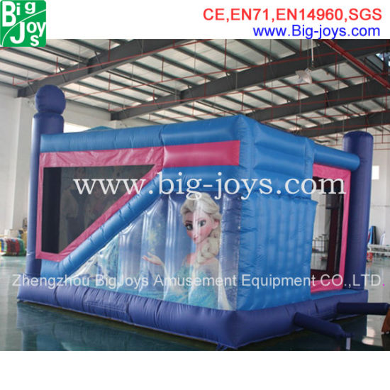 Pop Design Cheap Inflatable Bouncer Slide for Sale, Inflatable Jumper