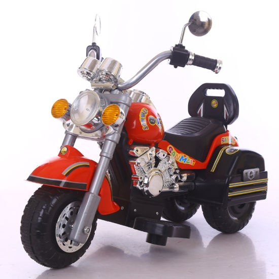 New Model Fashinal Baby Electric Motorcycle with Cheap Price