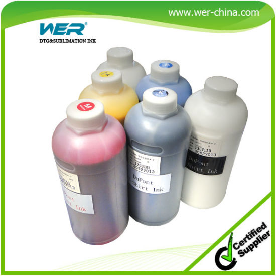 Sublimation Ink (WER-HT01) for Heat-Transfer Machine