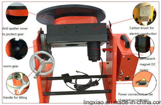 Ce Certified Welding Positioner Hb-300 for Girth Welding pictures & photos