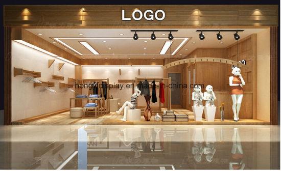 ec18930d187 Ladies Garment Shop, Store Display, Display Fixture, Retail Display  pictures & photos