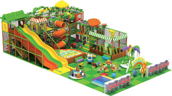 Cheer Amusement Soft Play Indoor Playground Equipment