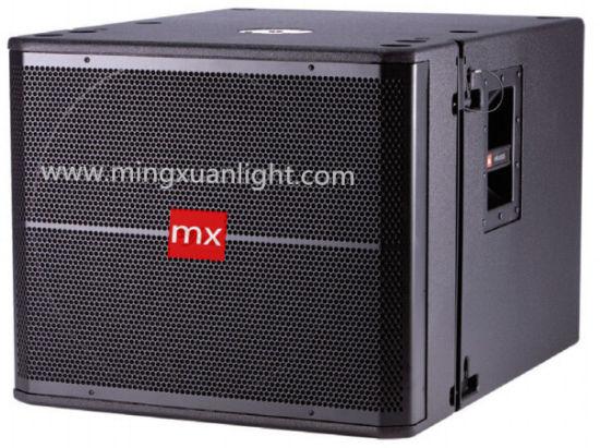 "Line Array System 18"" Neodymium Subwoofer Speaker"