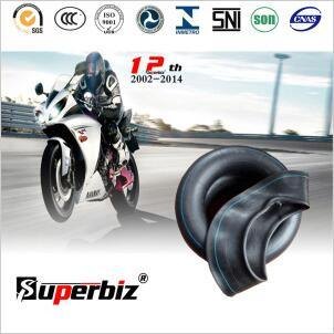 8 Inch New OEM Motorcycle Butyl &Natural Rubber Inner Tube (4.00-8) with ISO