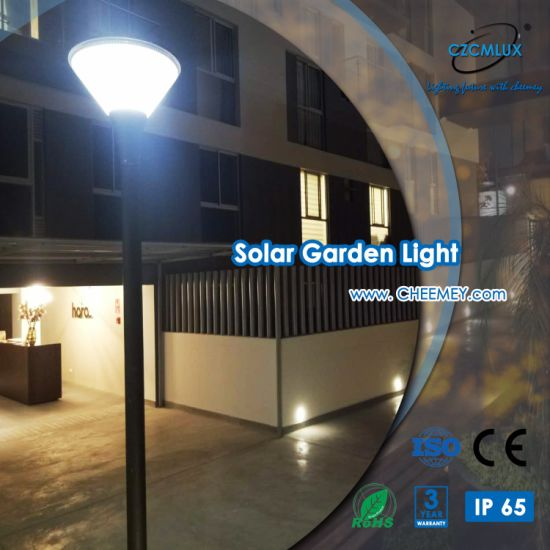 Outdoor Solar LED Garden Light with Lithium Battery for Projects