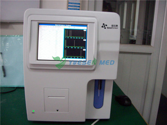 Yste880 Blood Test Automatic Blood Analyzer pictures & photos