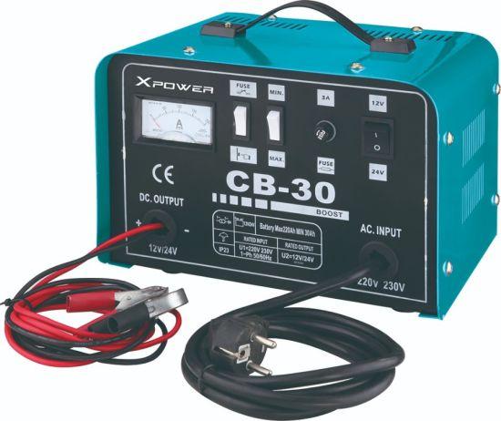 Portable 12/24V Car Battery Charger