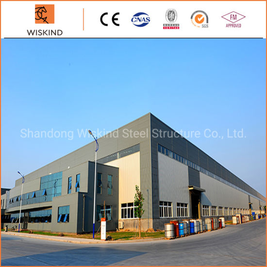 Cheap Easy Assembly Steel Structure for Warehouse/Storage/Workshop