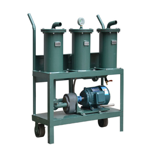 Portable Jl Oil Filtration Machine Made in China