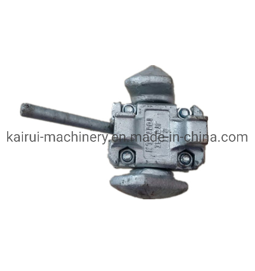 OEM Factory Precision/Investment/Forging/Steel Casting Container Twist Lock pictures & photos