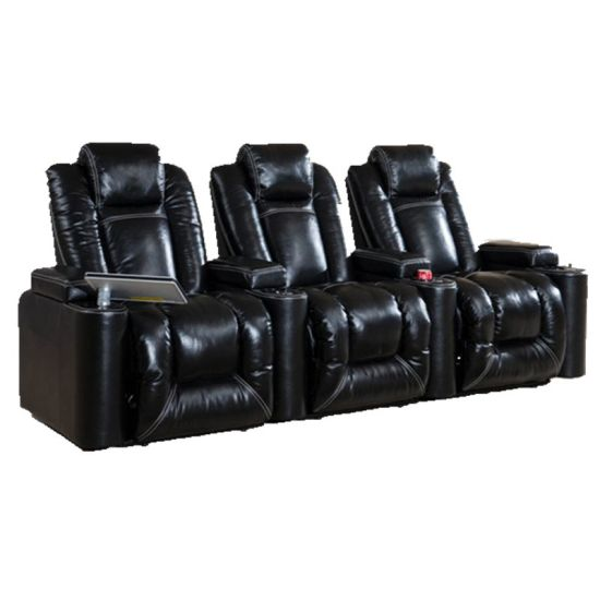 Home Theater Electric Recliner Leather