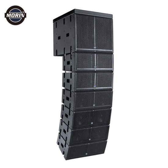 PRO Audio Low Price Dual 10 Inch Passive Line Array Outdoor Concert Sound System La-210b