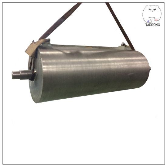 Permanent Magnet Pulley Drum Separator for De-Ironing Magnetic Separator for Belt Conveyor