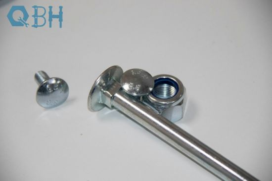 Carriage Bolts DIN603 Cl. 4.8/6.8 M5-M20