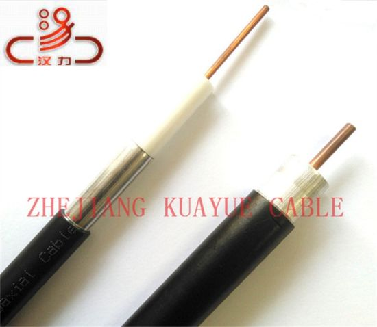 RG6 Coaxial Cable/Computer Cable/Data Cable/Communication Cable/Audio Cable/Connector pictures & photos