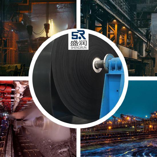 High Duty Multi-Ply Fabric Ep Conveyor Belt for Stone