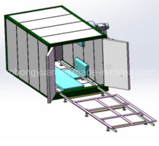 Powder Coating Curing Electric Oven for Powder Curing and Application