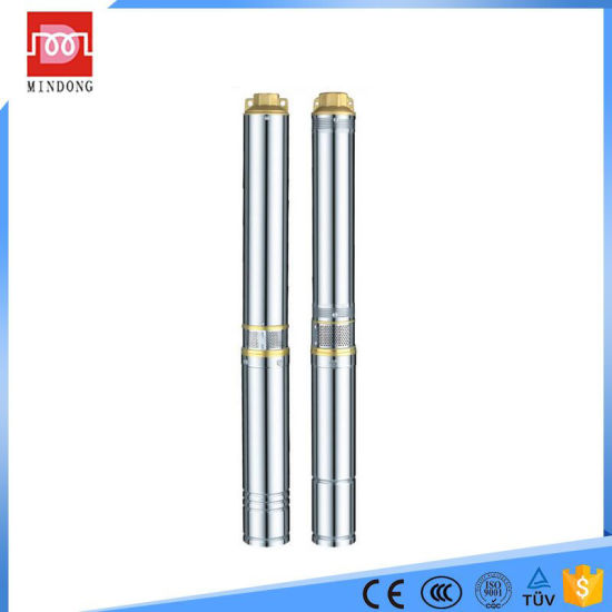 4 Inch 7.5HP/5.5kw Stainless Steel Submersible Pump for Sale pictures & photos