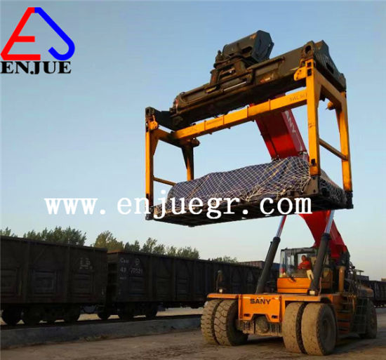 Over Height Lifting Spreader Beam for Flat Rack Container