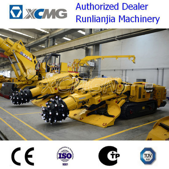 XCMG Ebz135 Boom-Type Mining Roadheader 660V/1140V with Ce pictures & photos