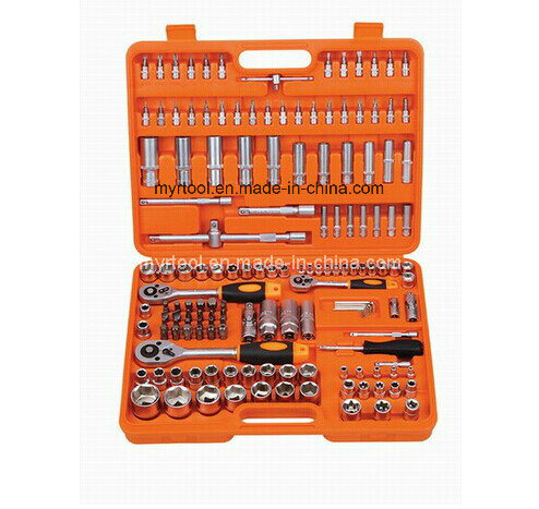 152PCS Professional Auto Repair Socket Tool Set (FY152B) pictures & photos