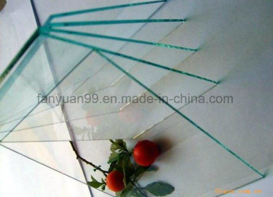 China Thin Glass 1mm Clear Sheet Float Glass Different Specification pictures & photos