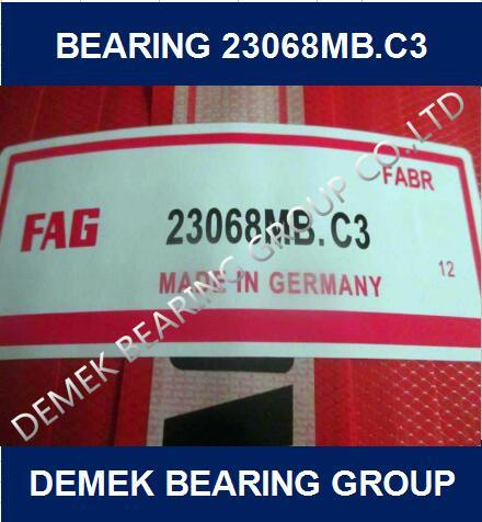 Big Size Spherical Roller Bearing 23068 Mbc3 with Brass Cage pictures & photos