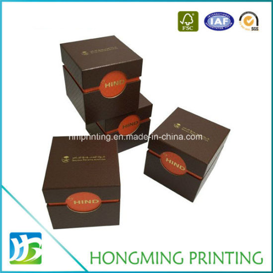 Custom Logo Cardboard Perfume Packaging Box