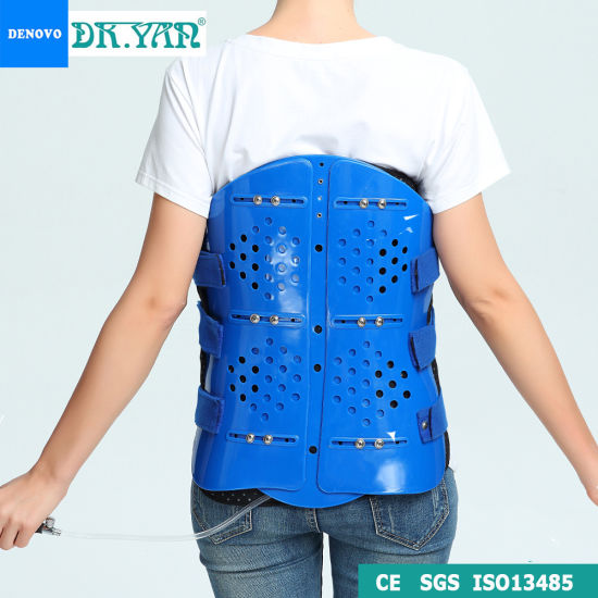 OEM Customized Orthopedic Immobilization Products for Thoracolumbar Spine